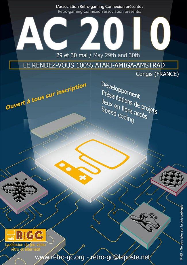 Affiche AC2010
